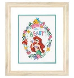 Dimensions DIsney Cross Stitch Kit - Follow Your Heart