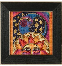 MillHill Beads Mill Hill Cross Stitch Bead Kit - Spring/Summer -
