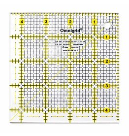 "Hakidd OMNIGRID Ruler - 4.5""x4.5"" (11.43cmx11.43cm)"