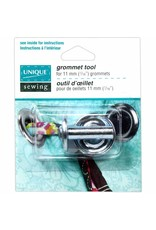 "UNIQUE SEWING Grommet Tool - for 11mm (3⁄8"") grommets"