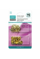 1mm Halo Snaps - set of 8 -