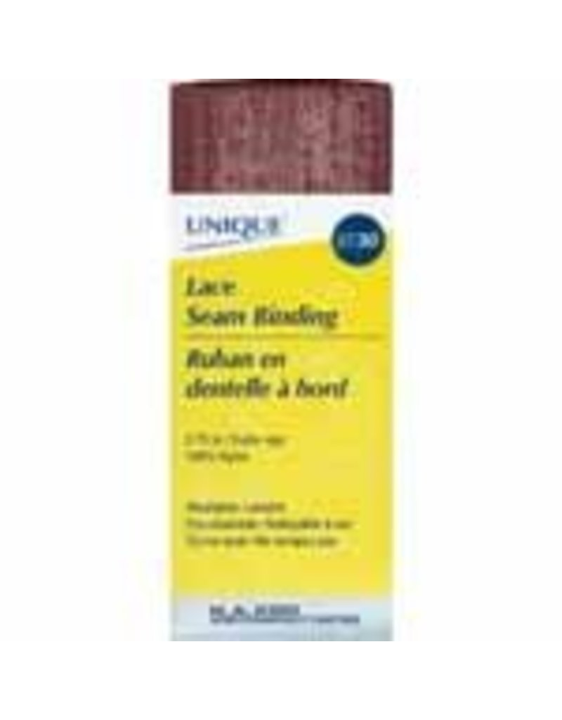 UNIQUE Lace Seam Binding 18mm x 2.75m