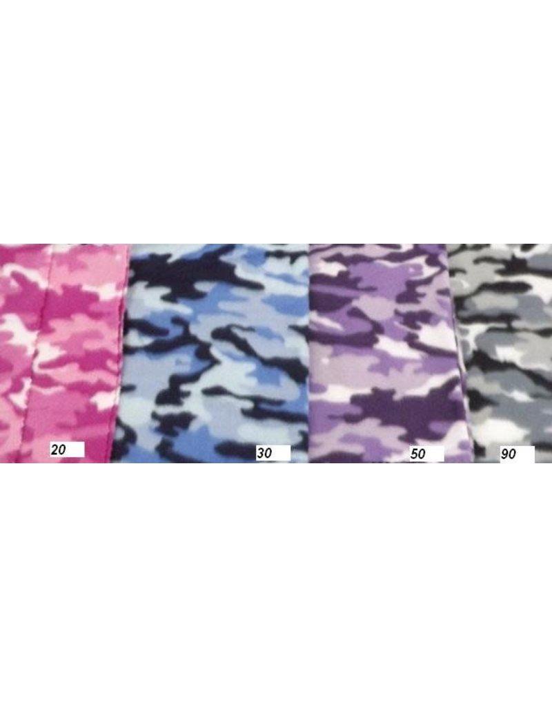 Polar Beth Camo - 100% polyester