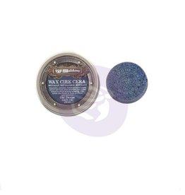 Finnabair Art Alchemy Metallique Wax .68 Fluid Ounce Old Denim