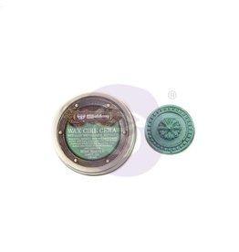 Finnabair Art Alchemy Metallique Wax .68 Fluid Ounce Mint Sparkle