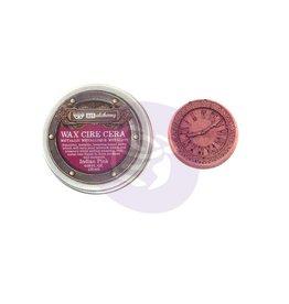 Finnabair Art Alchemy Metallique Wax .68 Fluid Ounce Indian Pink