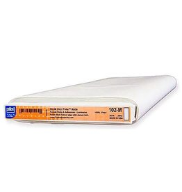 "Pellon Vinyl Fuse Matte, Fusible Webs & Adhesives Laminates, 15"" (38cm), Acid-Free 100% Vinyl, Clear (Per Roll)"