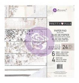 Prima Paper Pad with Foil