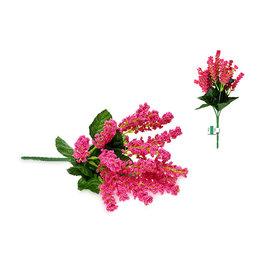 "MultiCraft Enchanted Garden Filler: 10.5"" Astilbe Bush x5 (20 Sprigs) B) Beauty"