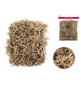 MultiCraft Basket Accessories: 2oz Crinkle Filler A) Natural