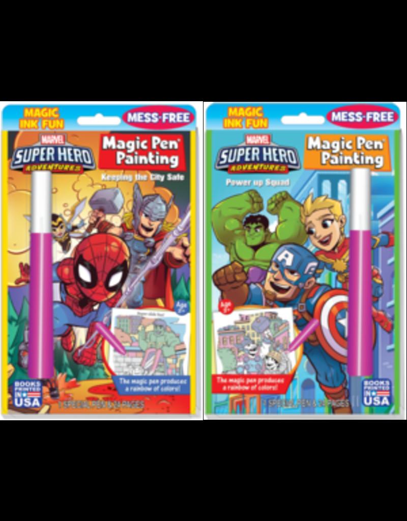Magic Ink Marvel - Superhero Adventures
