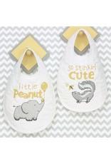 Dimensions Cross Stitch Kit - Stinkin Cute Bibs