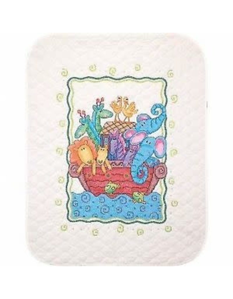 Dimensions Cross Stitch Kit - Noah's Ark Quilt
