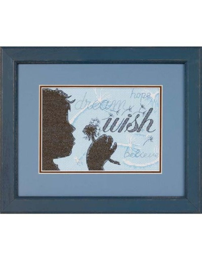 Dimensions Cross Stitch Kit - Wish