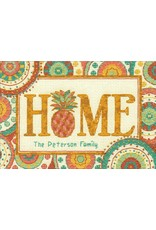 Dimensions Cross Stitch Kit - Pineapple Home