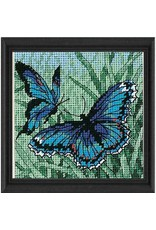 Dimensions Needlepoint Kit - Butterfly Duo
