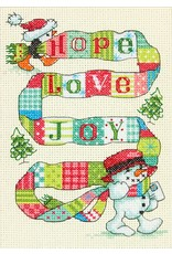 Dimensions Cross Stitch Kit - Spread the Joy