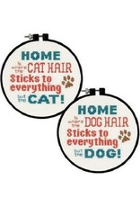 Dimensions Cross Stitch Kit - Pet Hair