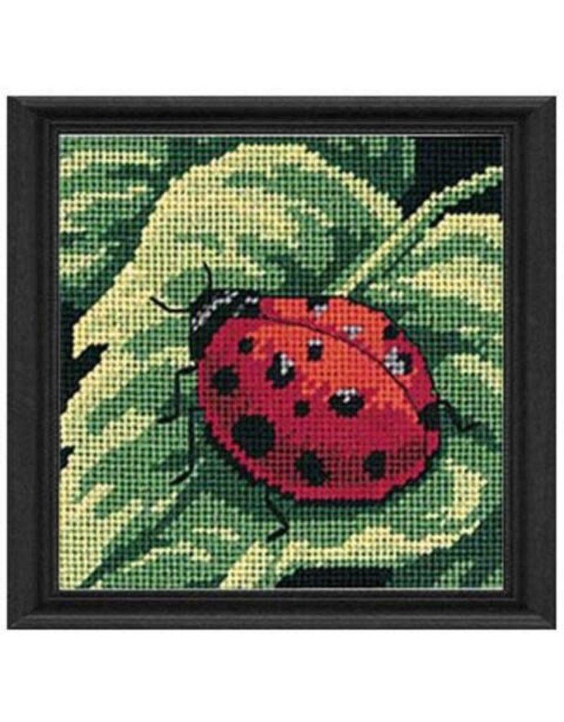 Dimensions Needlepoint Kit - Ladybug, Ladybug