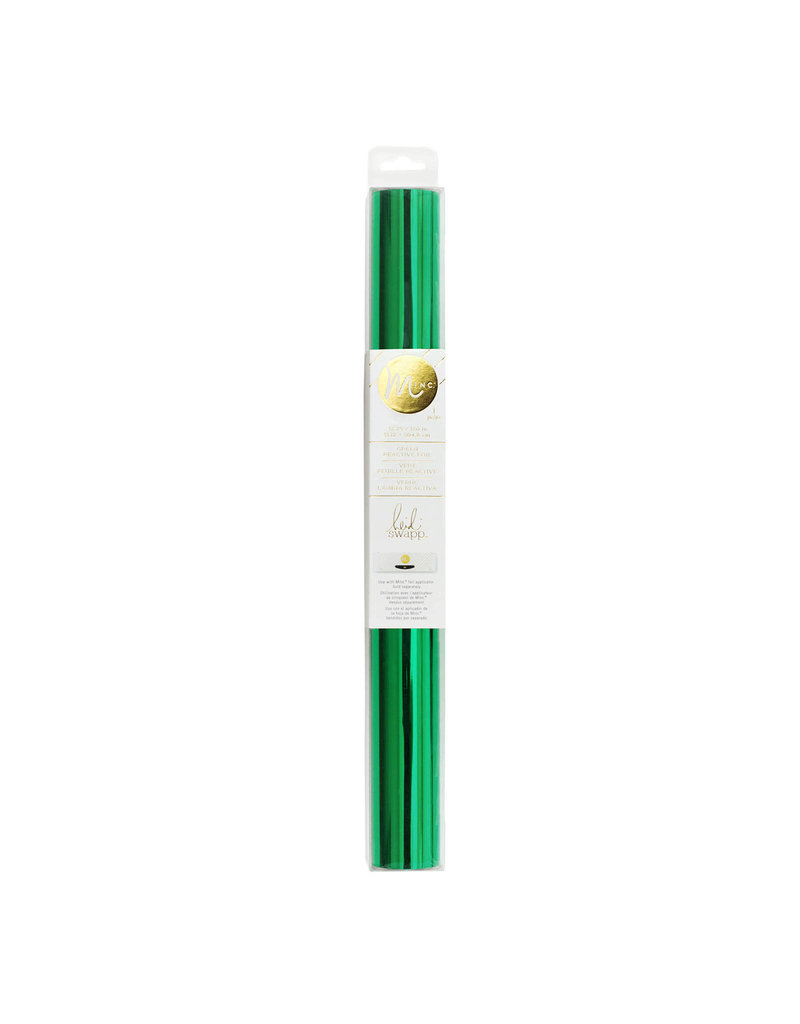 "MINC Foil Packs, Reactive Foil 12"" - Green (10ft)"