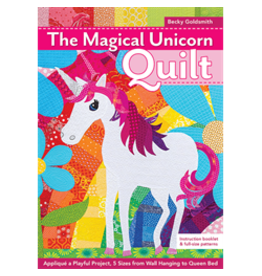 The Magical Unicorn Quilt Instruction Booklet