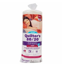 "FAIRFIELD Quilter's 80/20TM Quilt Batting - 229 x 274cm (90"" x 108"")"