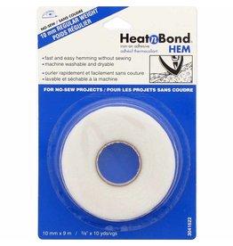 """HEATNBOND Hem Fuser Tape - Regular Weight - 10mm x 9m (3/8"""" x 10yds)"""