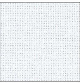 Charles Craft DMC CHARLES CRAFT Monaco Evenweave 28ct 38 x 45.7cm - White