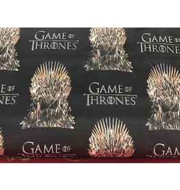 Game of Thrones 100% Cotton 45""