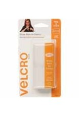 VELCRO Sticky Back for Fabrics Strip White - 10 x 15cm (4″ x 6″)