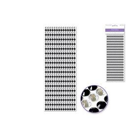 6mm Gem Lines 504pc Black
