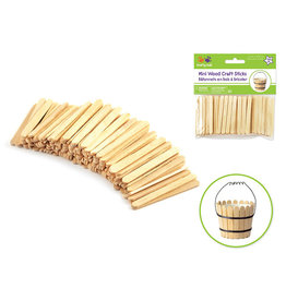 "2 1/8""x1/4"" Mini Craft Sticks 150/pk"