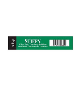 SULKY Stiffy Tear-Away - 50cm x 23m (20″ x 25yd) bolt