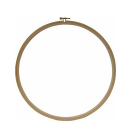 UNIQUE Embroidery Hoop Wood - 30.5cm / 12″