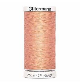 Gutermann Gutermann Sew-all Thread 250m Color Set 3 Peach