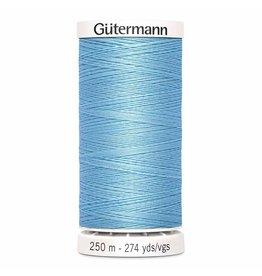 Gutermann Gutermann Sew-all Thread 250m Color Set 3 Powder Blue