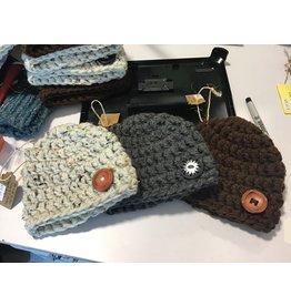 Kim Lantz Kim Baby Hat Knitted $15