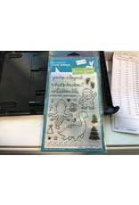 Treasuremart Clear Stamp Set: Lovable Legends