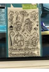 Treasuremart Clear Stamp Set: Fairy Friends