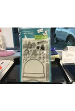 Treasuremart Clear Stamp Set: Ready Set Snow