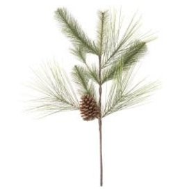 "Mixed Needle Pine Spray 28"""