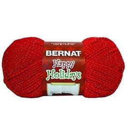 Bernat Bernat Happy Holidays - Silvered Red