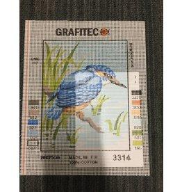 Grafitec Kingfisher Tapestry 3.314