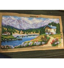 Grafitec Mountain Chalet Tapestry 13.980