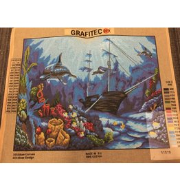 Grafitec Underwater World Tapestry 11.519