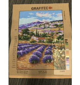Grafitec Lavender Fields Tapestry 10.459