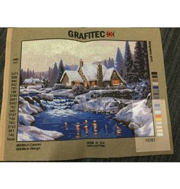 Grafitec Reflections In Snow Tapestry 10.383