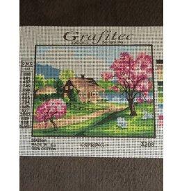 Grafitec Spring Tapestry 6.186