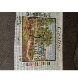 Grafitec Farm House 3 Tapestry 3.210