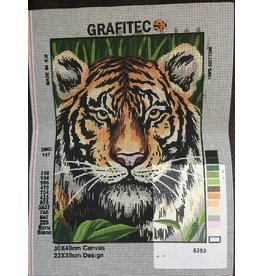 Grafitec Tiger Tapestry 6.253